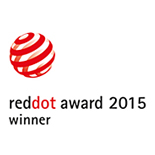 2015 Reddot Interface Design 로고 이미지
