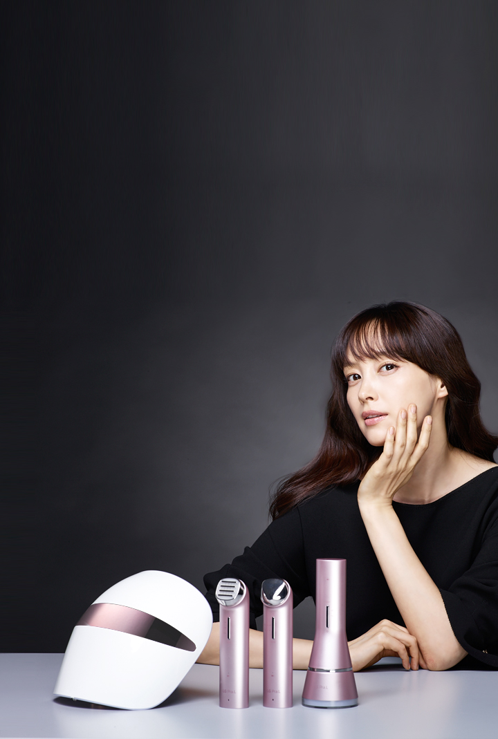 코어 탄력을 세우는 Personal beauty clinic LG Pra.L