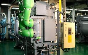 고효율 종합공조 시스템 적용을 통한 에너지 효율화