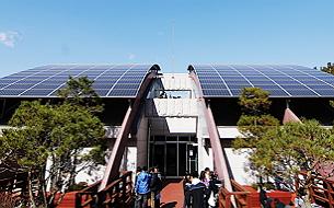 자연과 조화로운 LG 태양광