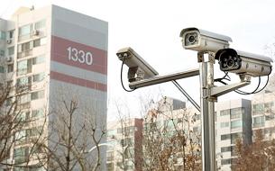 안전하고 편안한 주거환경의 완성, LG CCTV