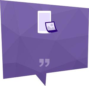 스마트폰에 설치된 앱을 통해 전송만 누르면 폴라로이드처럼 바로 인화해서 가져갈 수 있어요.