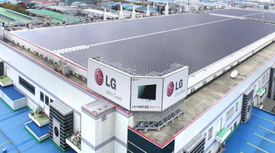 LG전자 구미 3공장 / LG화학 오창 공장 사진