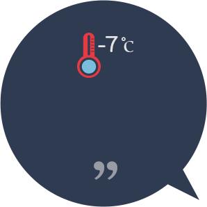 소주가 가장 맛있는 온도인 영하 7℃를 유지할 수 있도록 고안된 소주 전용 냉장고가 바로 So Cool이다.
