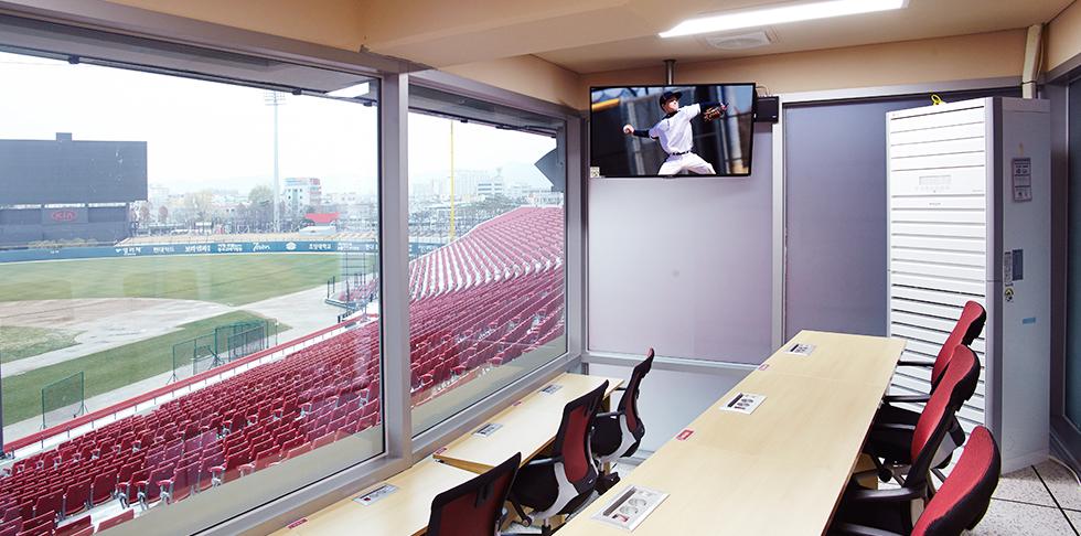 LG전자의 그린가전으로 완성한, 친환경 야구장 사진