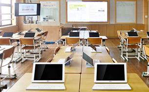 지속 가능한 스마트 교실, 어렵지 않아요!