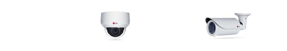 돔카메라 LND3210R, 실외용 뷰렛카메라 LNU3110R