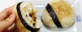 광파오븐으로 구운 뱅어포 주먹밥만들기 _ LG디오스 광파오븐