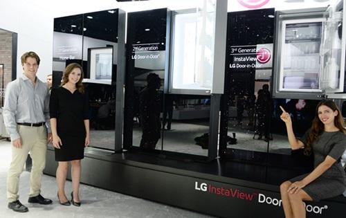 LG 매직스페이스 냉장고 글로벌 누적 판매 300만대