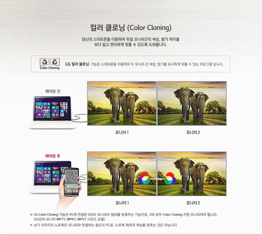 컬러 클로닝 (Color Cloning)
