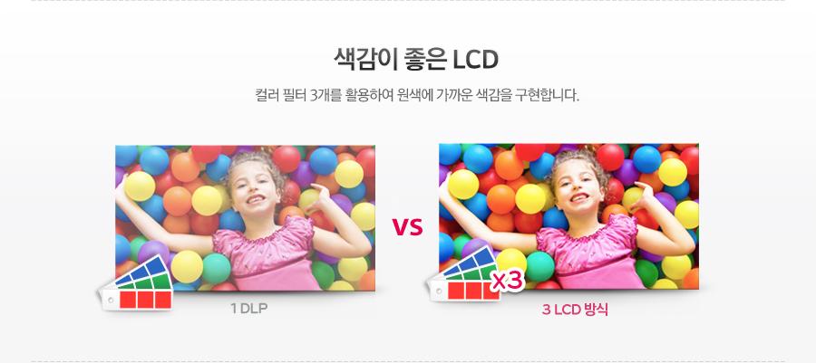 색감이 좋은 LCD