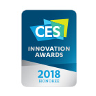 CES 2018 INNOVATION AWARDS 수상