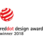 2018 Red Dot Award Product Design 수상