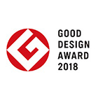 Good Design Award 2018