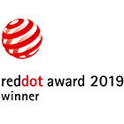 2019년 독일 reddot award Product Design 수상
