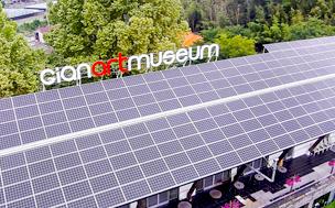 시안 태양광 발전소