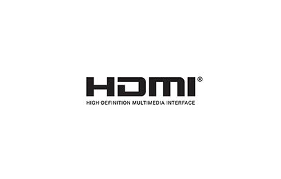 HDMI 표준 포트 적용