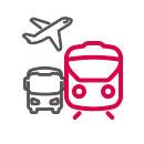 공항, 버스터미널, 지하철 등 교통 업종 이미지