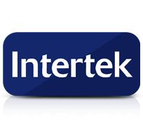 국제 인증 기관 인터텍(Intertek) 공인 시험 결과 이미지